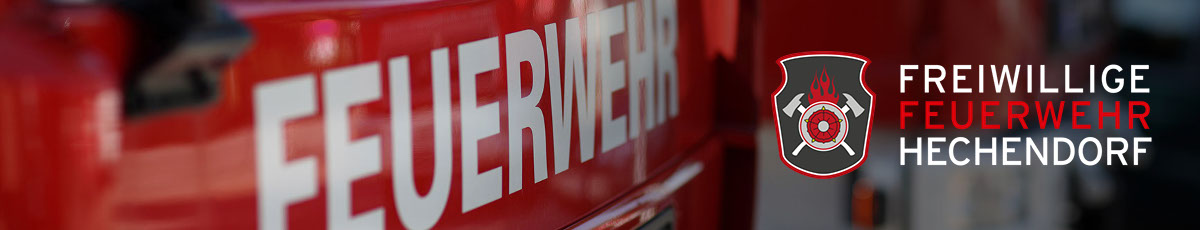 Freiwillige Feuerwehr Hechendorf am Pilsensee